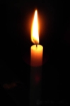 munich burning candle