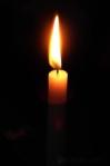 munich burning candle