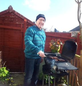 Bill at the barbie