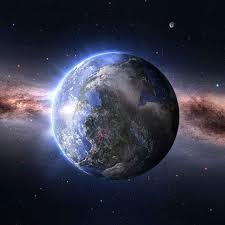 earth in space  2